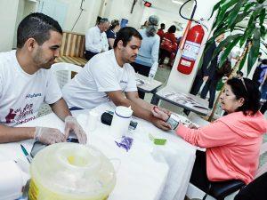 Em setembro, 16ª edição do mutirão recebeu mais de 2.000 pacientes no Hospital São Caetano
