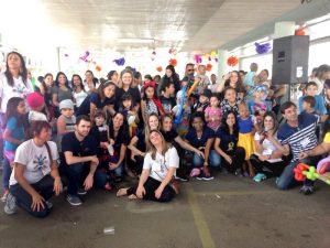 Festa da Oncologia Pediátrica agitou campus da Medicina ABC