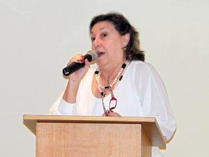 Professora Emérita da Faculdade de Medicina do ABC e ex-coordenadora do curso de Enfermagem, Dra. Maria Belén Salazar Posso